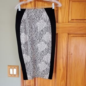 The Limited Eva Longoria collection stretch skirt